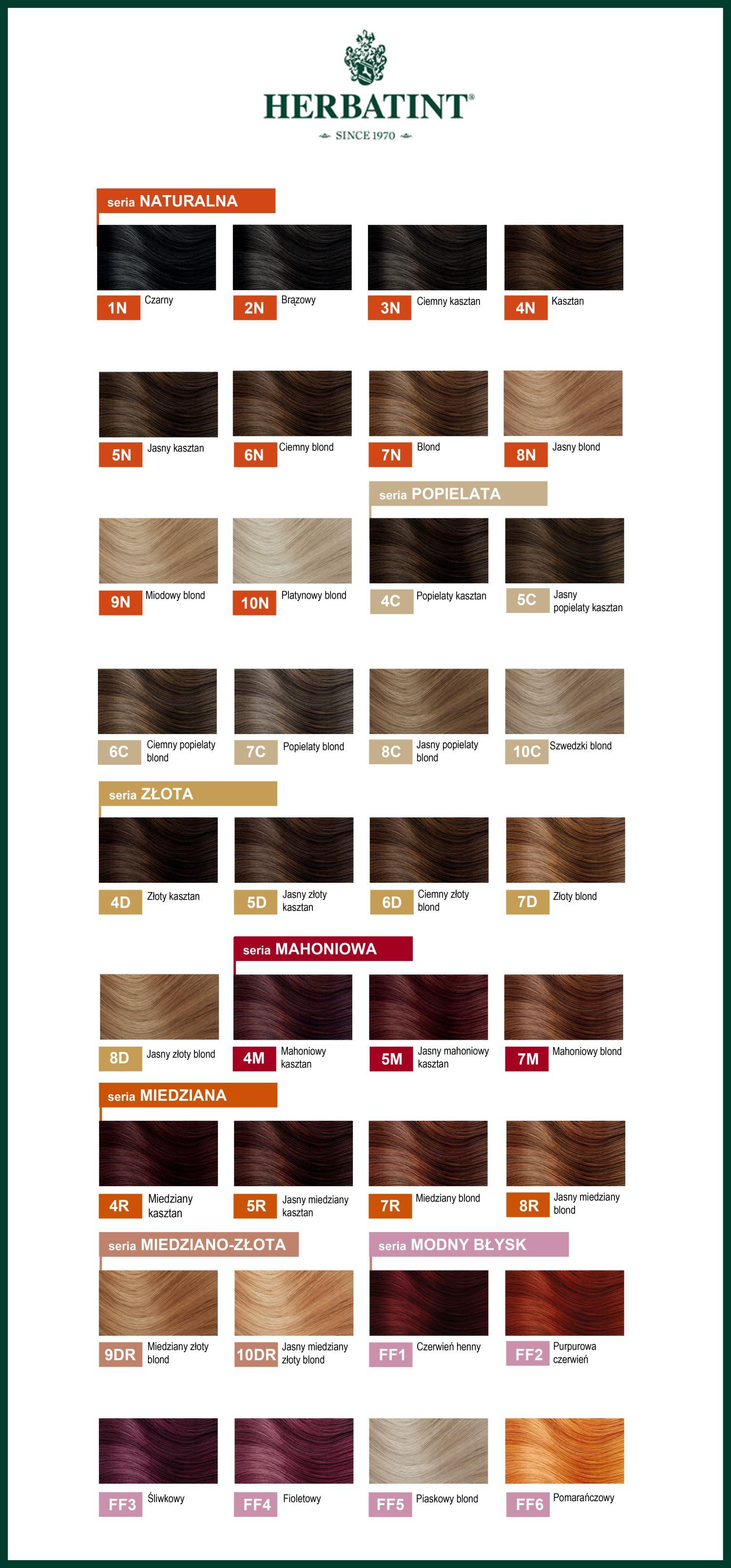 Краска для волос тёмный блондин