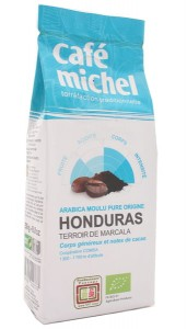 Kawa mielona Honduras Fair Trade BIO - Cafe Michael - 250g