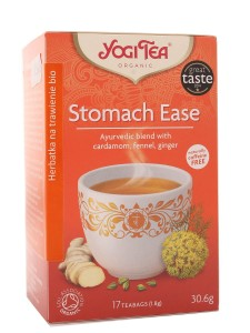 Herbatka Stomach Ease BIO - Yogi Tea - 17 torebek