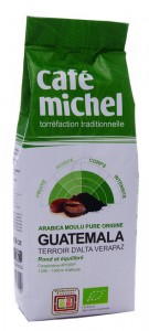 Kawa fair trade mielona Gwatemala BIO - Cafe Michel - 250g