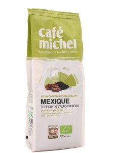 Kawa mielona Arabica Meksyk Fair Trade - Cafe Michel - 250g