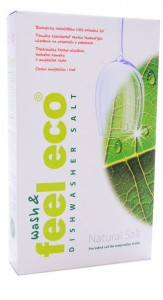 Sól Feel Eco do zmywarek EKO - 1000g