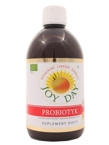 Probiotyk BIO - Joy Day - 500ml