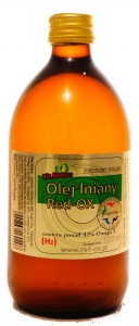Olej lniany Red-ox - Vis Natura - 530ml