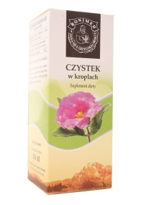 Czystek w kroplach - Bonimed - 100ml